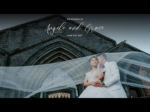 Angelo and Grace | On Site Wedding Film by Nice Print Photography