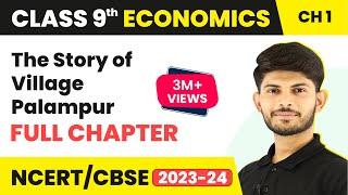 The Story of Village Palampur Full Chapter Class 9   CBSE Class 9 Economics Chapter 1 screenshot 5