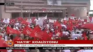 """""""Hayır"""" koalisyonu: CHP, HDP, PKK, FETÖ"""