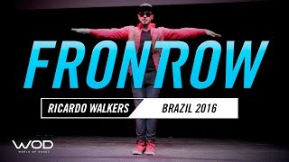 Ricardo Walker   World of Dance Brazil Qualifier   #WODBRI16