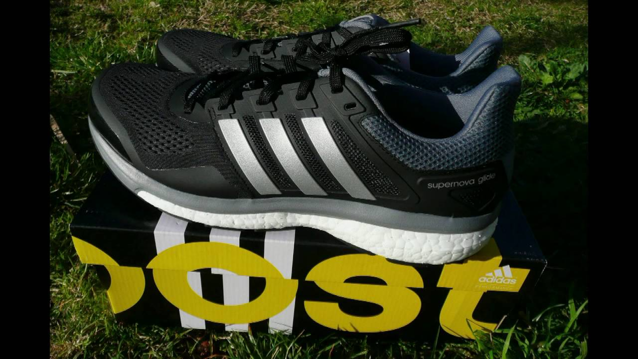 Adidas Supernova Glide Boost 8 - YouTube