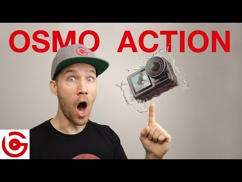 DJI OSMO ACTION (GoPro Killer) - NEW Info And Specs!