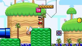 Super Mario Bros 2: Mega Mario X (Smw Hack) - Part 10 Finale