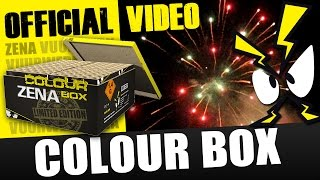 Colour Box - Zena Vuurwerk [OFFICIAL VIDEO]