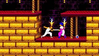 Master System Longplay [203] Prİnce of Persia