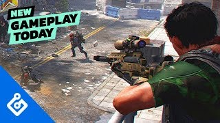 New Gameplay Today – The Division 2