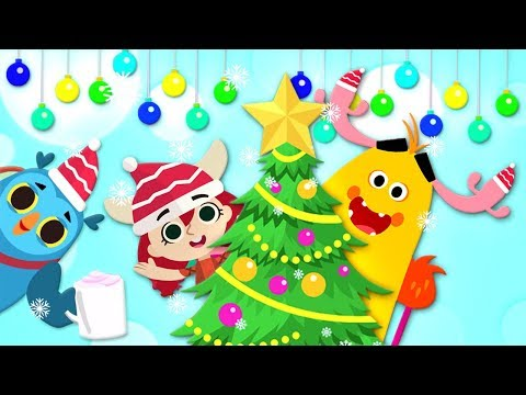 deck-the-halls-|-christmas-songs-|-kintoons-cartoons-for-children-|-kids-shows---kids-tv