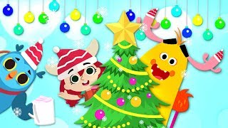 Deck The Halls | Christmas Songs | KinToons Cartoons For Children | Kids Shows - Kids Tv