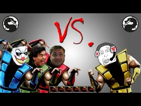 "BF3: Nan, Meio Kilo e Argentino vs ""Hacker"""