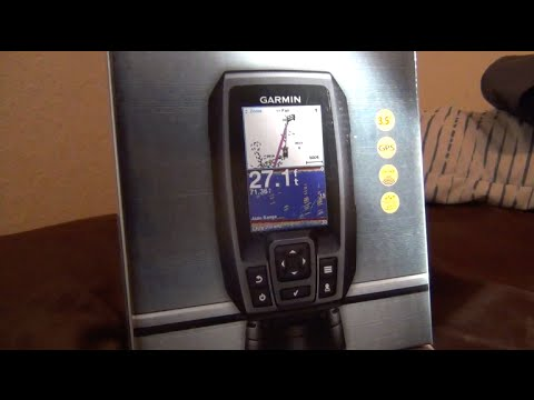 Garmin Striker 4 First Look And Unboxing
