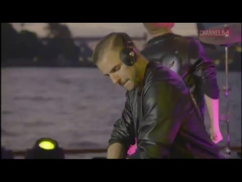 Galantis -  Live Set at V Island Party Sydney Harbour 2015