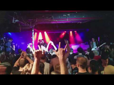 Silverstein - Full Show Live in Seattle Nov 12, 2017