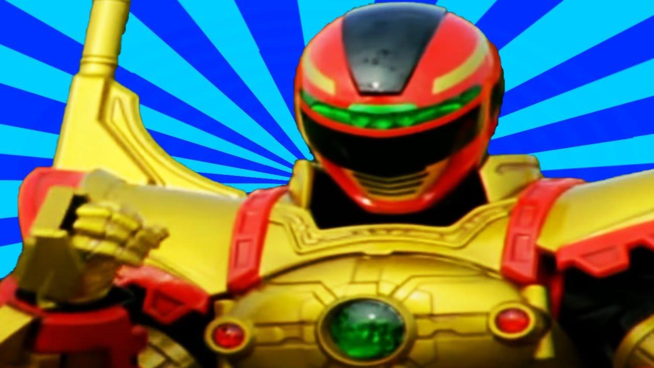 Power Rangers Official   All Red Ranger Battlizers