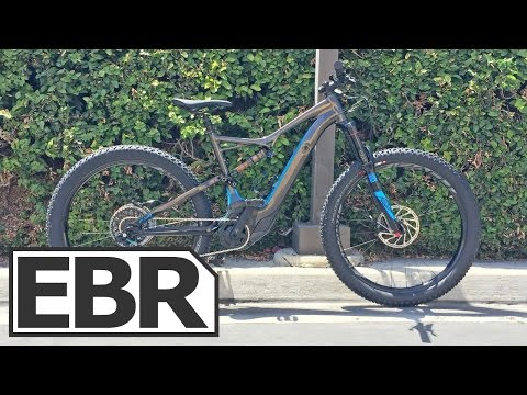 Specialized Turbo Levo FSR Expert 6Fattie Video Review
