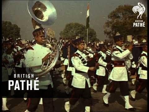Selected Originals - New Delhi Republican Day Parade (1961)