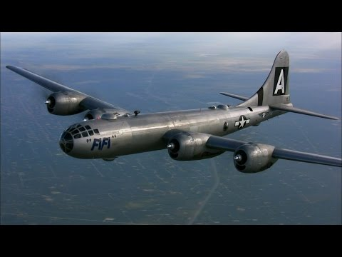 Five Amazing Facts About The Boeing B-29 Superfortress