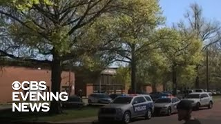 1 Dead And Officer Wounded In Knoxville School Shooting