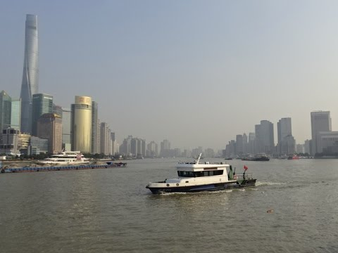The Bund - waterfront tour, Shanghai, China