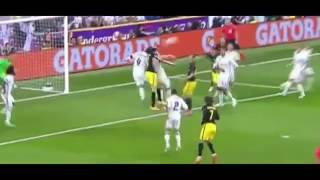 Real Madrid vs Atletico Madrid 3 0 UCL 2016 2017 All Goals Highlights