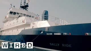 Take a Tour of the Most Tricked-Out Science Ship in America | WIRED