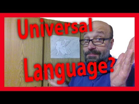 Which Conlang Would Be The Best International Auxiliary Language? [Video In English]