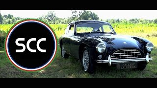 AC ACECA BRISTOL 1960 - Full test drive in top gear | SCC TV