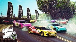 GTA 5 PC - Epic Stunts & Fails! Crazy GTA 5 Open Lobby Playlist! (GTA 5 Funny Moments)