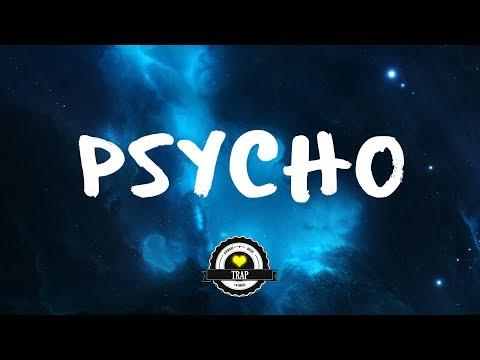Luca Lush - Psycho (feat. Synchronice & AERYN)(Lyric Video)