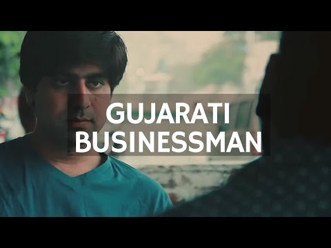 Gujarati Movie - On Starting Business - Short Film (HUMOROUS!!)