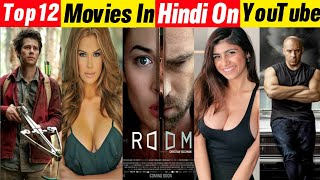 Top 12 Big Hollywood Hindi Dubbed Movies Available Now Youtube || Part-05|| Filmytalks ||