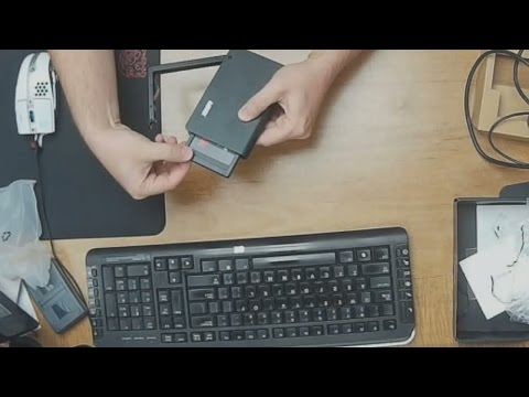 415 - Converting a Laptop Hard Drive into an External Hard Drive