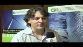 Renow - D. David Vilar, Coordinador Residente ECOWAS.