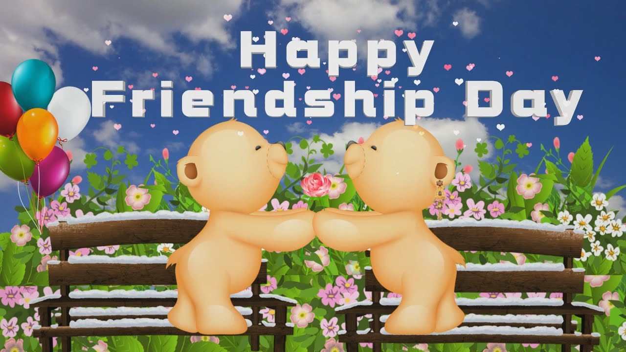 Happy Friendship Day GIF, Animated & 3D Images for ...  |Happy Friendship Day Animated