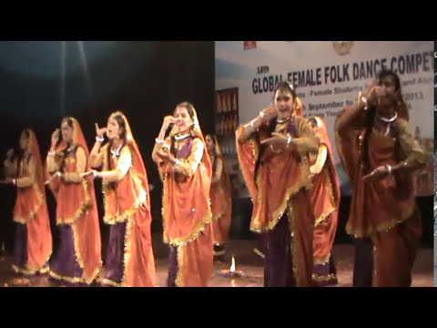 bedu pako  Folk Dance Winner D7 YDJ  HALDWANI  BY Yogesh sharma