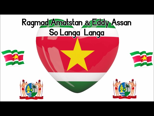 Ragmad Amatstan & Eddy Assan - So Langa  Langa.
