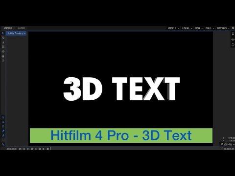 how to make gunshots in hitfilm 4 express