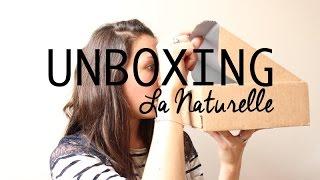 UNBOXING ☞ La naturelle par Ma boîte à beauté feat. Cosmebio Thumbnail