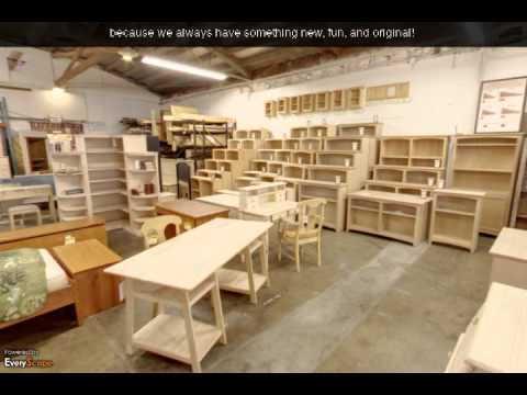 Beautiwood Unfinished Furniture Pinedale Ca Unfinished