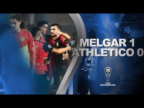 FBC Melgar Atletico-PR Goals And Highlights