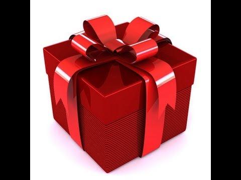 Unboxing Mit Unpacking Bar Geschenk Paket Von Dem User Fuchur87