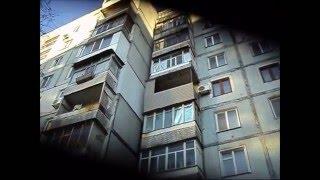Разварка и наружная обшивка балкона(, 2016-04-06T19:09:44.000Z)