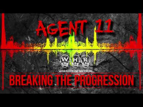 Agent 11 - Breaking the Progression Mix CD