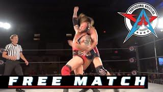 [FREE MATCH] Josh Alexander vs Josh Briggs | AAW Pro