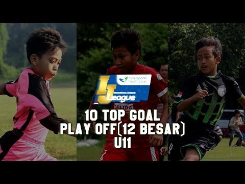[PLAY OFF U11] Top 10 Goal Indonesia Junior Mayapada League 22-7-2018