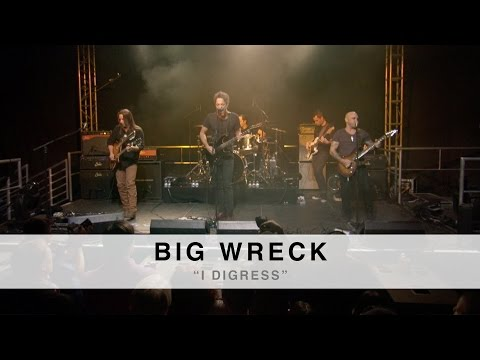 Big Wreck - I Digress (LIVE at the Suhr Factory Party 2015)