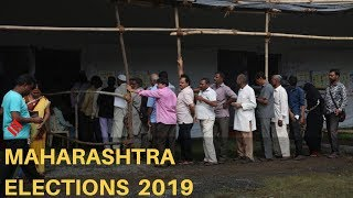 Maharashtra Assembly Election 2019: 54.53% turnout till 5 PM