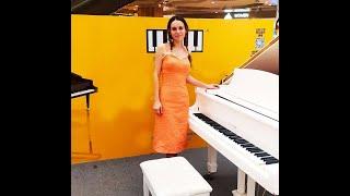 Уроки фортепиано в Бостоне по Skype