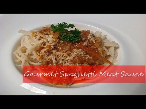 Shakey S Style Spaghetti Gourmet Spaghetti Sauce