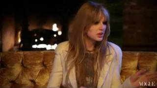 Vogue - Taylor Swift Cover Shoot