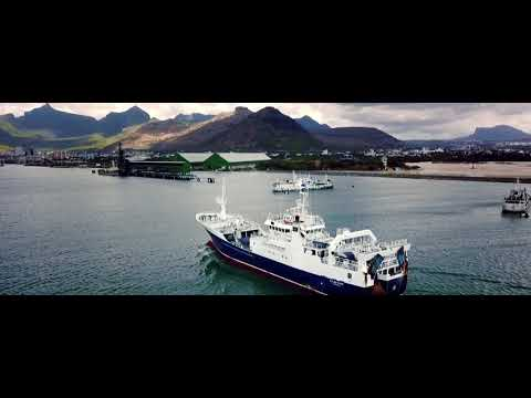 Austral Fisheries - Website Header Video